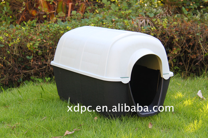 New factory wholesale portable outdoor plastic dog house