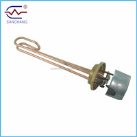 Hot sell factory price portable J type 12 volt electric immersion heater