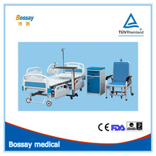 Linak Motor Five functions hospital nursing bed