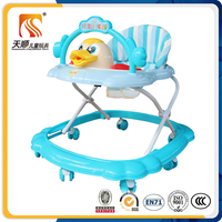 New PP material baby walker baby carrier supply by Tianshun factory with EN 1273 TEST REPORT