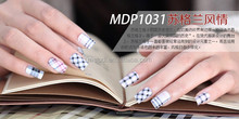 OEM&ODM removale real nail polish strips