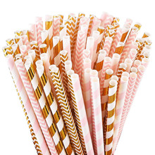 Eco friendly wholesale drinking straw paper straw