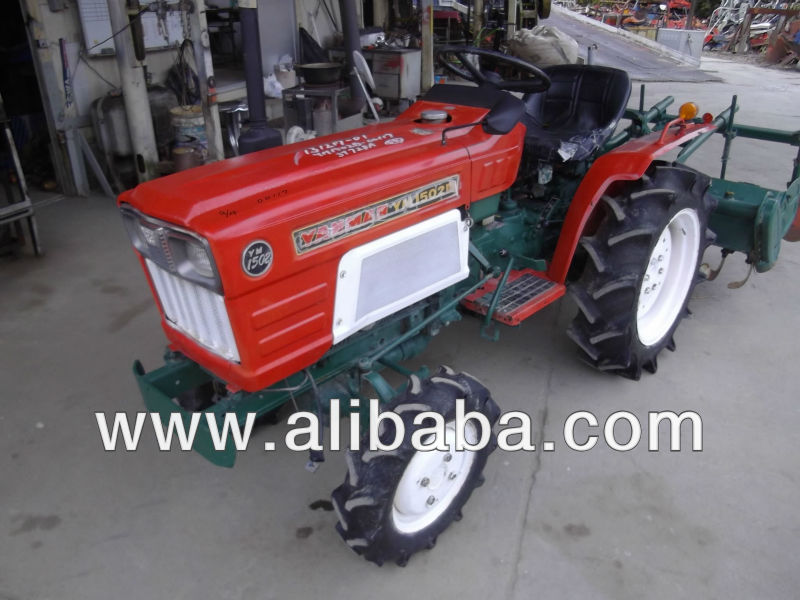 Japanese Used Farming Tractor