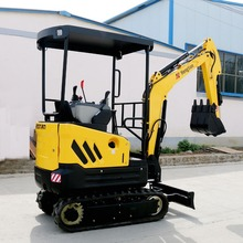 Chinese mini excavator for sale TY18 mini excavator for hot sales