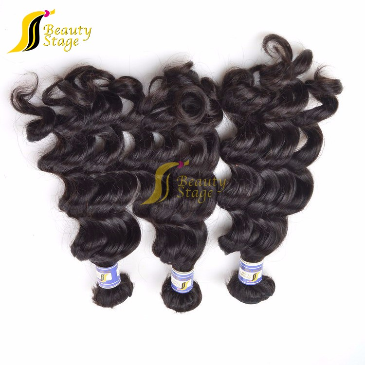 "ideal hair arts 12""-36""brazilian wavy hair,100%human hair,100%remy hair"