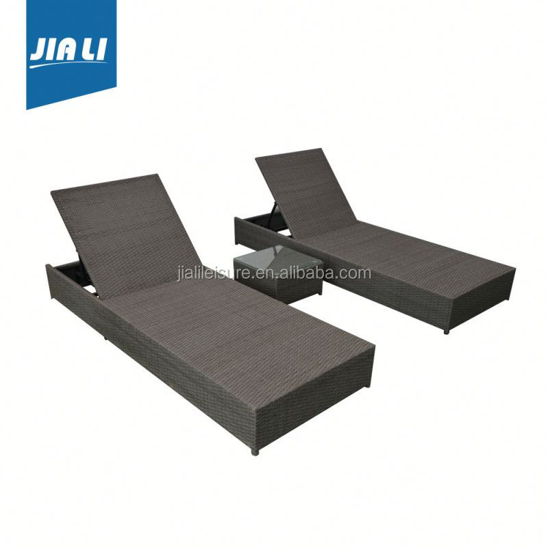 2 hours replied factory directly white rattan lounge sofa outdoor furniture