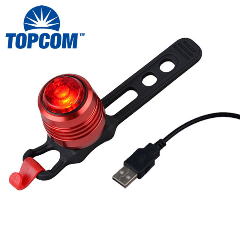 USB Rechargeable LED Mini Bike Light Bicycle LED turning Signal lights