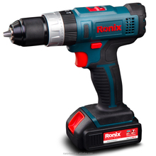 Ronix Industrial level cordless driver drill 14V 1.5Ah Li-ion water proof motor model 8614
