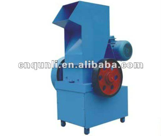 old/waste plastic crusher