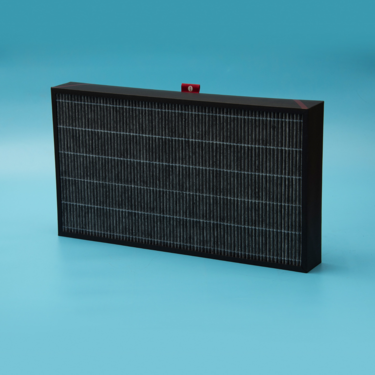 High Efficient Customized activated carbon air filter