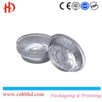 aluminum foil container disposable foil pot pie pan