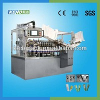 KENO-SF300 Automatic cosmetic tube filling and sealing machine
