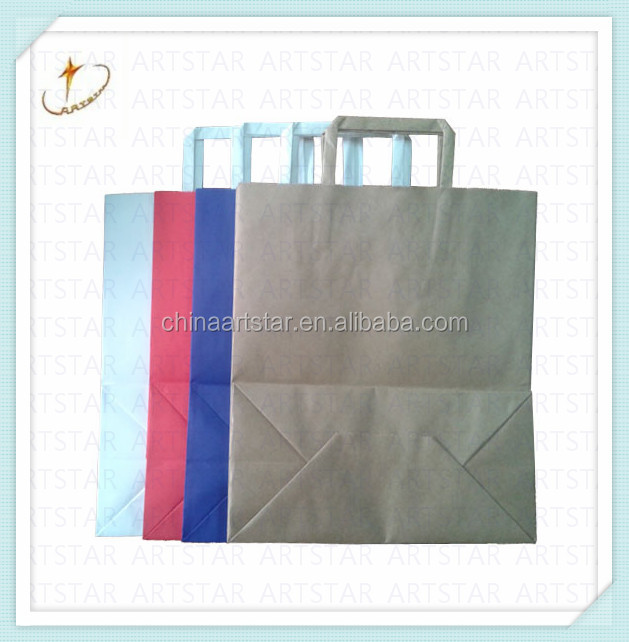 Kraft paper bag supplier in China