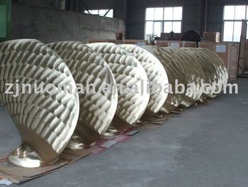 marine controllable pitch propeller blade