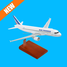A320 Air France resin airplane model