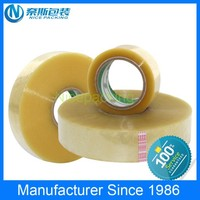 BOPP Material and Carton Sealing Use Yellowish Bopp Pack Tape 48mic