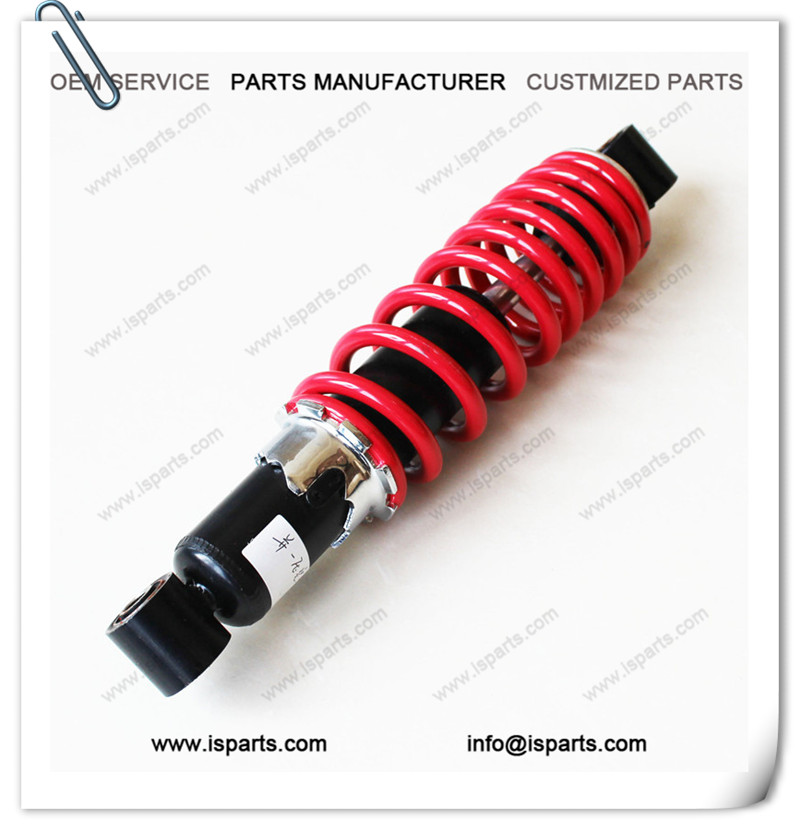 11.22 inch In red Motorcycle Shocks Suspension