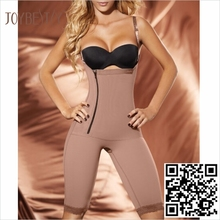 Fat Burning Post-surgical Colombian Girdles Wholesale With Firm Zipper Control