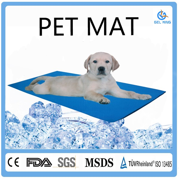 High Quality Comfortable Titan Gel Pet Cushion/Dog Bed/Cooling Pet Mat Made In China