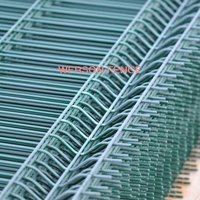 pvc coated fence panles