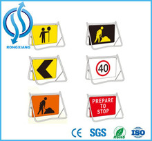 Roadway Traffic Safety Signage, Brass, Aluminum, SUS, and Zinc Alloy Traffic Signal