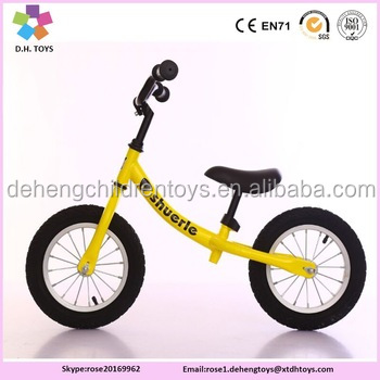 China factory wholesale baby balance bicycle/ cycle for two year old