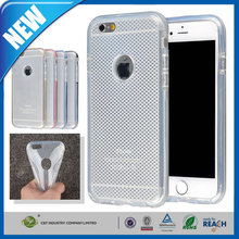 C&T Soft TPU Mobile Phone Case Cover Culticolor Bumper Clear Back Cover for iphone