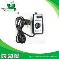 2016 new design plant growth 110V Variable fan speed control unit /wholesale fan speed control /garden tool