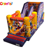 Multi Tobogan Inflatable Slide with Bouncer for Kids Jumping