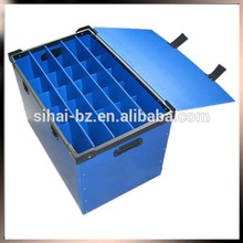 Plastic PP Sheet for Dividers and plastic storage boxes with divider