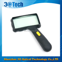 DH-81024 china cool hand magnifier working led magnifier