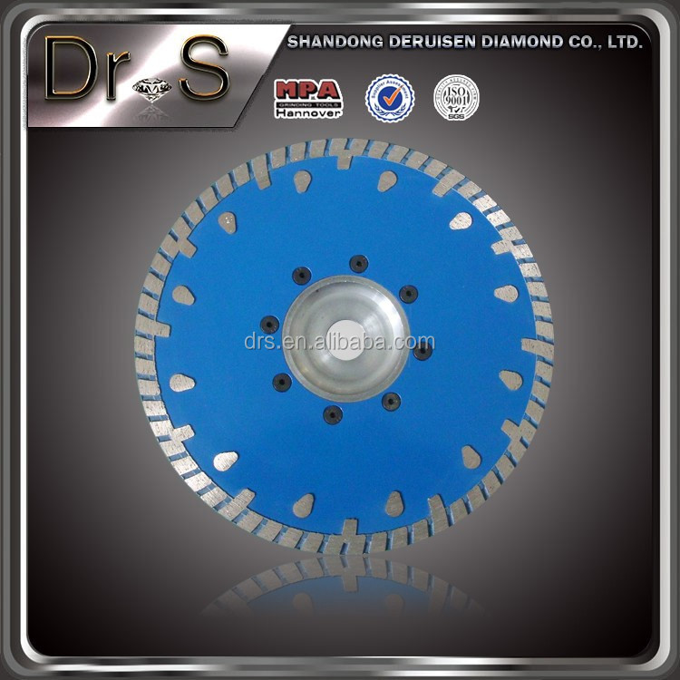 Dr.s 6 inch diamond saw blade for slices wall/ceramic tile