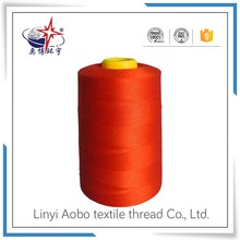 40s/2 China Manufacturers Strongest 100 Polyester Sewing Thread