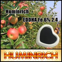 Huminrich High Nutrient Content Eddha Fe 6 Iron Chelate Fertilizer