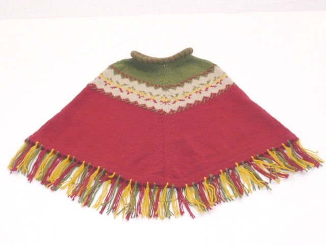 "poncho ""ANDES KID"""