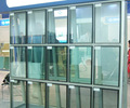 Ford Blue, Euro Grey Thermal Insulated Glass Panels For Buildings 6mm+6a/9a/12a+6mm