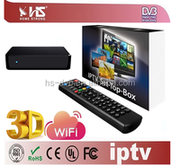 Android 4.4 Quad Core XBMC KODI HD 1080p Smart IPTV Original MAG 254 Linux IPTV/OTT Box New Faster Processor MAG 250