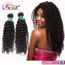 XBL Wholeslae Human Hair 7A Malaysian Curly Hair Bundle