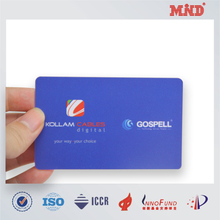 MDC0547 Classic 1K rfid card/NFC business card/blank smart card