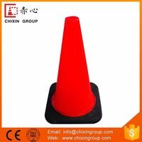 12'' Portable Pvc Emergency Warning Traffic Cone
