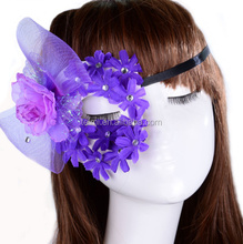 Top-selling Purple Halloween Costume Party Mask