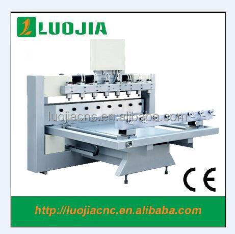 Carpentry industrial machines cnc milling machine rotary table