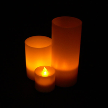 Table Decorations Centerpieces Wedding LED Flashing Candle Light for All Departments