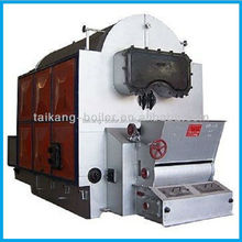 Horizontal single-drum 10 ton industrial coal fired steam boiler for sale DZL10-1.25-AII