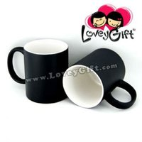 Sublimation Color Changing Magic Mug