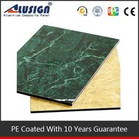 Alusign bubble wall water panel aluminium composite panel with high quality