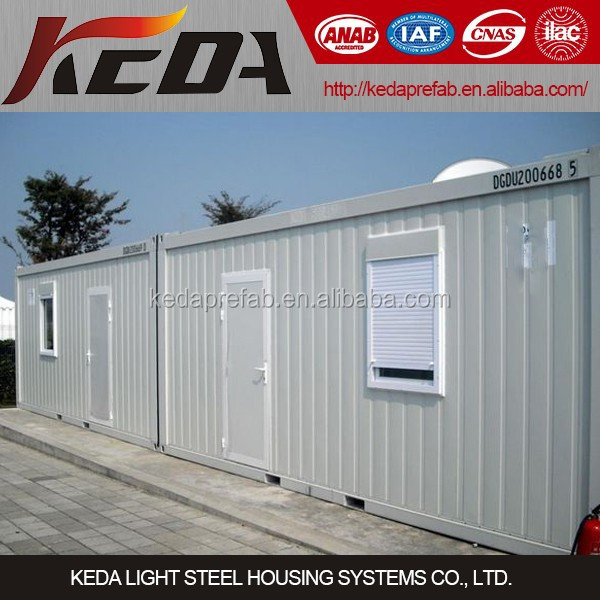 Temporary Site Office Container Module