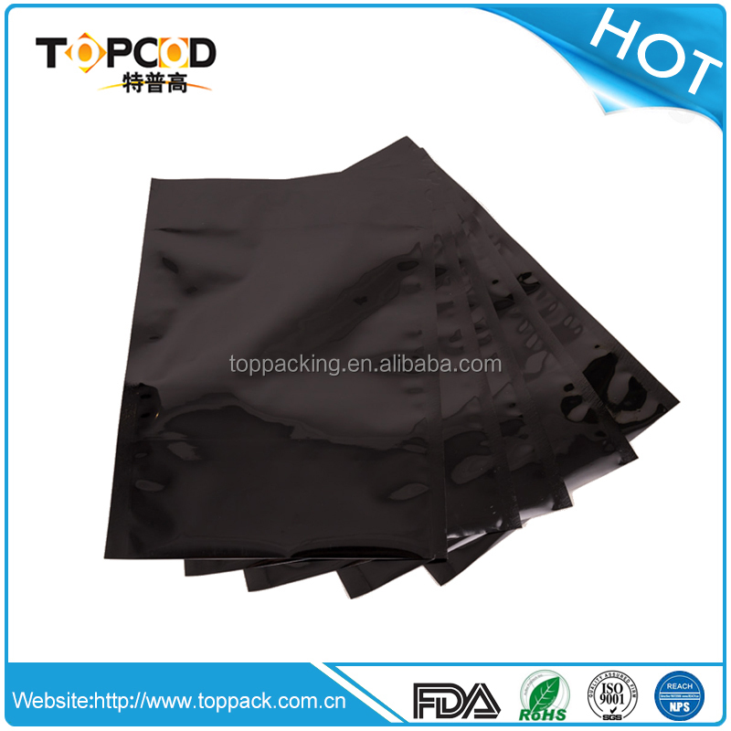 Tough and puncture resistant Conductive black bags