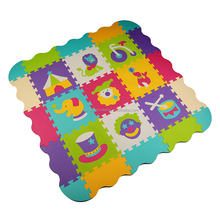 Educational Toy Style and Jigsaw Puzzle Type eva puzzle mat