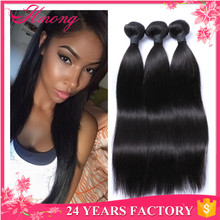 Top Grade Wholesale Unprocessed Natural Straight Raw Indian Human Hair Importers